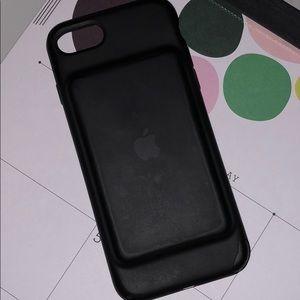 Apple Mophie Iphone 7 Plus Case in Black
